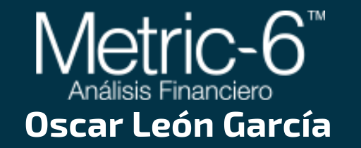 Oscar León García - Metric-6